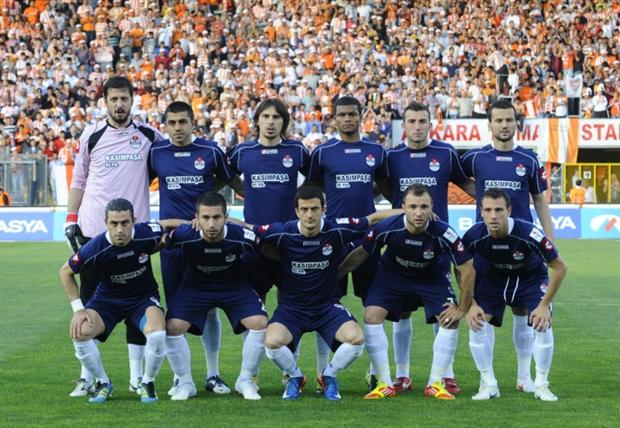 Süper Lig'in son takımı belli oldu